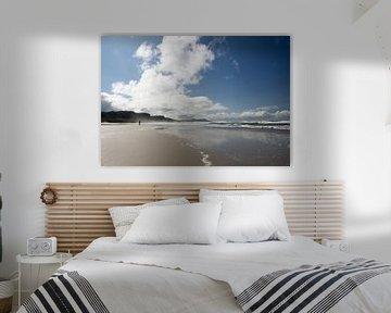 Strand op Islay van Femke Klaver
