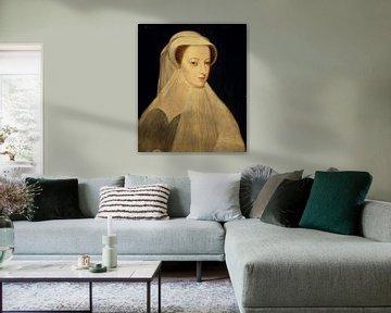 Maria, Königin der Schotten, François Clouet