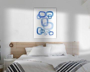 Samen sterk / Feeling blue serie 2 van 4 van Natalie Bruns