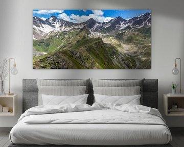 Kappler Kopf panorama van Peter Moerman