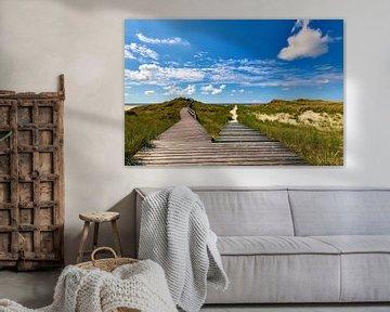 Île de la mer du Nord Amrum sur Reiner Würz / RWFotoArt