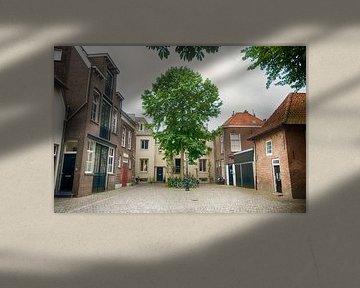 Pleintje in Den Bosch
