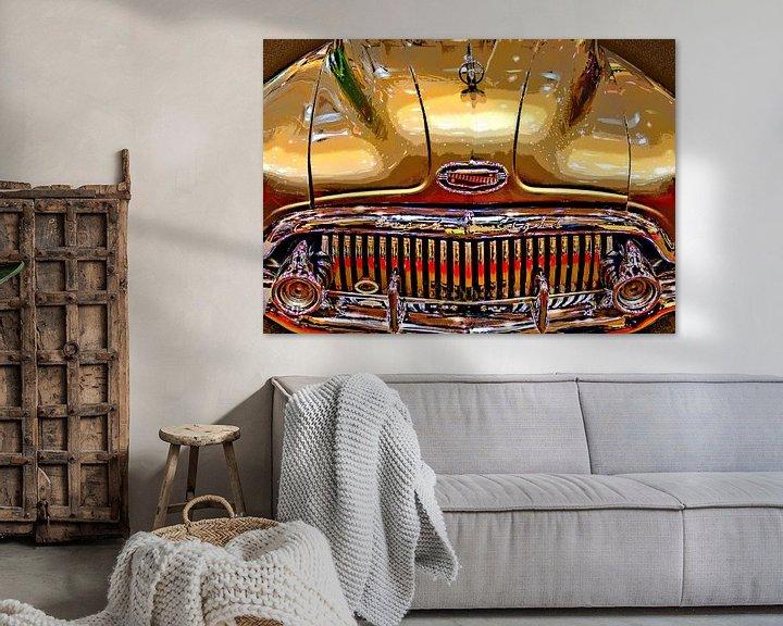 Beispiel: Buick Roadmaster von Leopold Brix