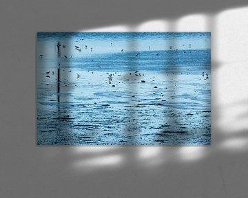 De Waddenzee van Marian Sintemaartensdijk