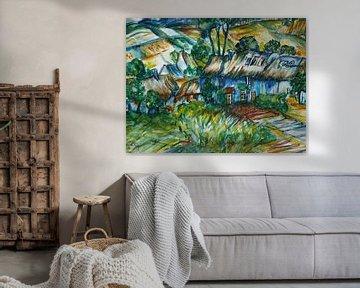 Geinspireerd door van Gogh. van Ineke de Rijk