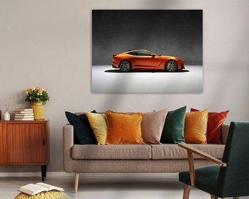 Jaguar F-Type sportscar