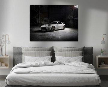 Jaguar XKR-S GT sportscar