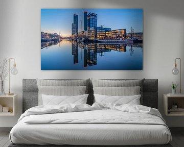 Leeuwarden Skyline von Alex De Haan