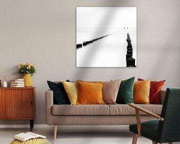 Zoutelande von Ingrid Van Damme fotografie