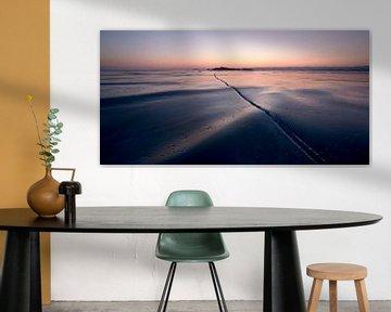 Bevroren golven van Jeroen Florijn