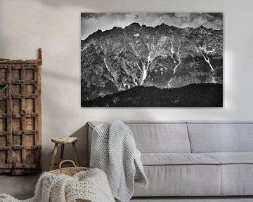 Österreichische Berge 2 von Bart Rondeel