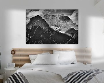 Österreichische Berge 4 von Bart Rondeel