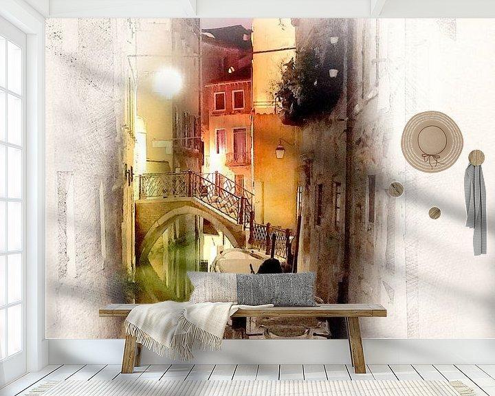 Beispiel fototapete: Venedig 01 von Erich Krätschmer