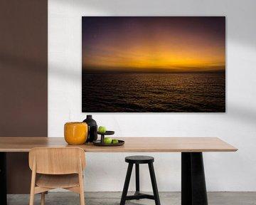 Colorful Sunset 1 van Danny Visser