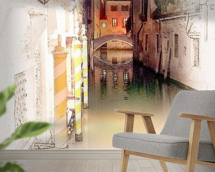 Beispiel fototapete: Venedig 03 von Erich Krätschmer