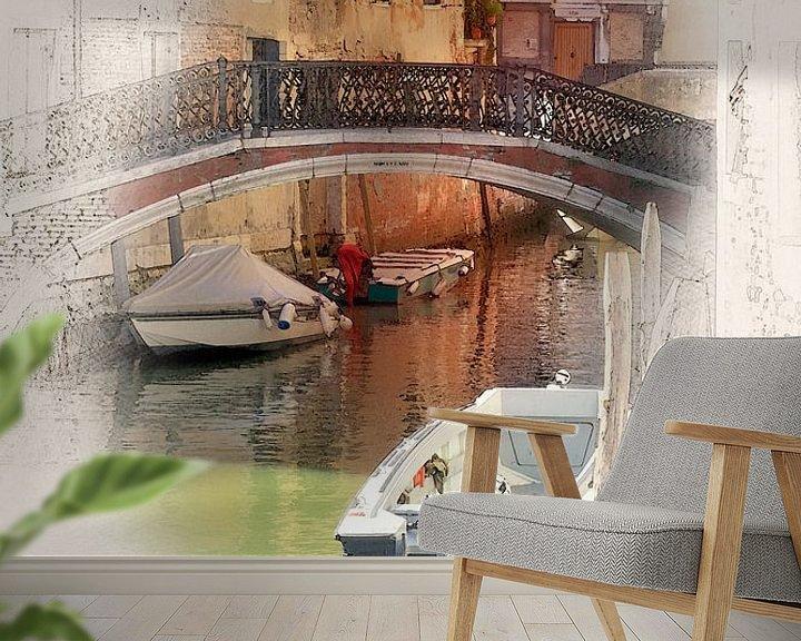 Beispiel fototapete: Venedig 04 von Erich Krätschmer