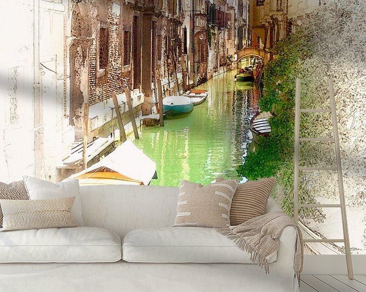 Beispiel fototapete: Venedig 08 von Erich Krätschmer