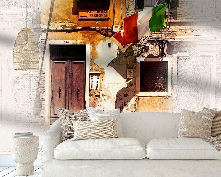 Beispiel fototapete: Venedig 09 von Erich Krätschmer