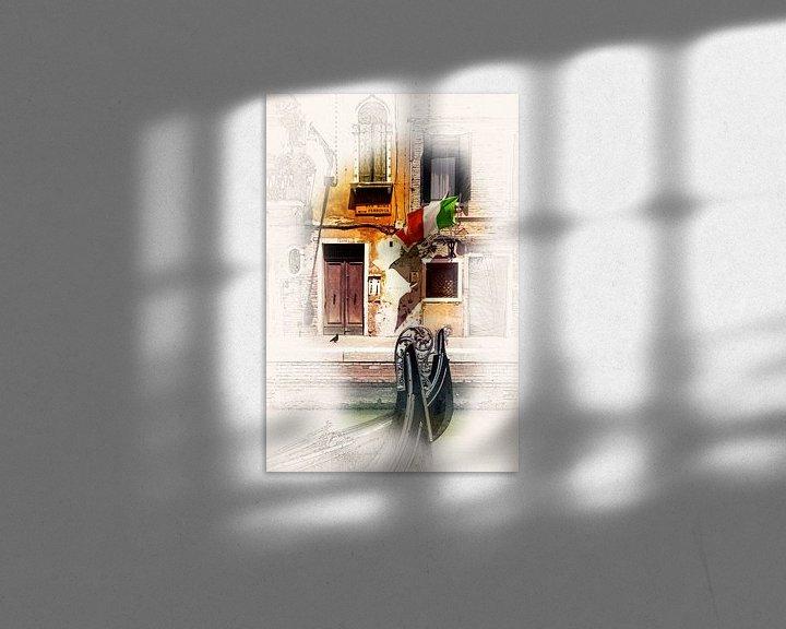 Beispiel: Venedig 09 von Erich Krätschmer