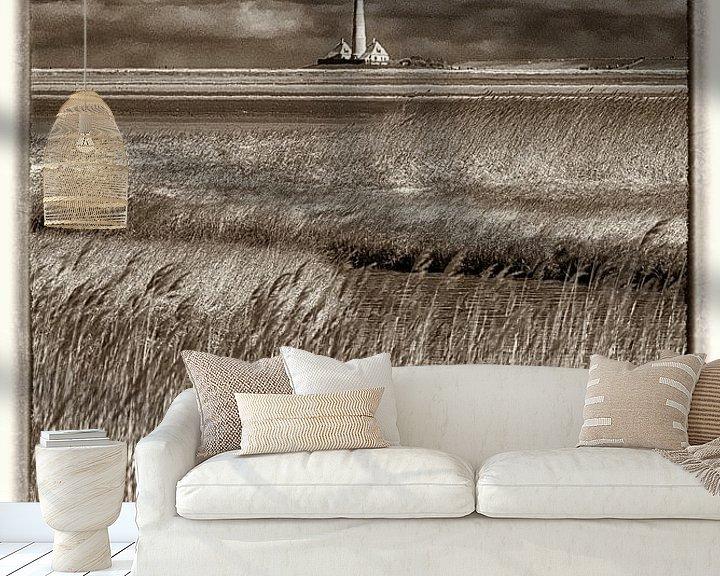 Beispiel fototapete: Nordseebrise 04 von Erich Krätschmer