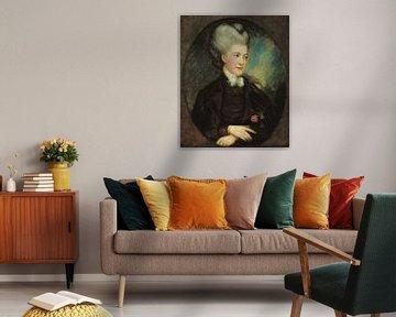 Lady Georgiana Poyntz, Gräfin Spencer, Thomas Gainsborough