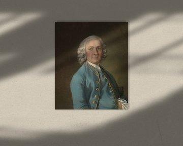 Ein Mann nannte Mr. Wood, den Tanzmeister, Thomas Gainsborough.