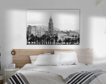 Split, Kroatië van Mark Mooren