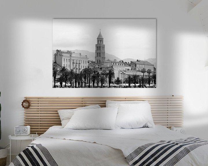 Sfeerimpressie: Split, Kroatië van Mark Mooren