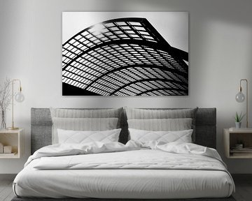 Dachdetail von Bart Rondeel