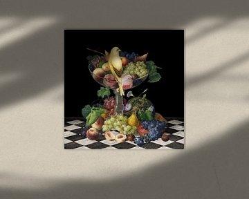 Fruit Art - a Still Live van Marja van den Hurk