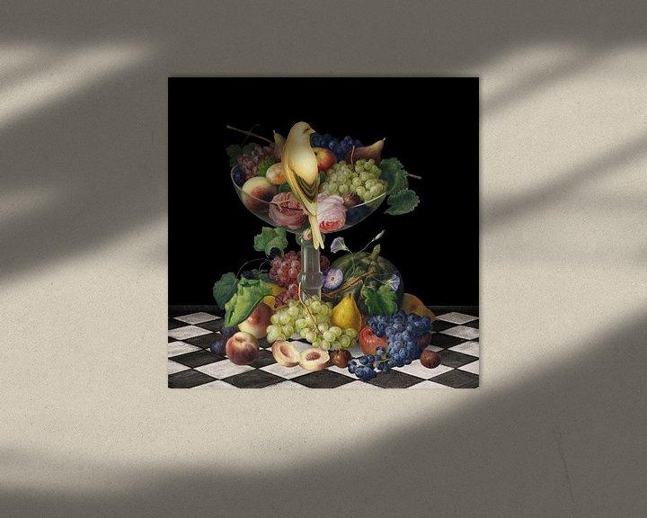 Sfeerimpressie: Fruit Art - a Still Live van Marja van den Hurk