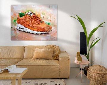 Nike Air Max 90 x Patta homegrown State Magazine von Jos Hoppenbrouwers