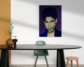 Prinzenporträtmalerei von Angela Peters