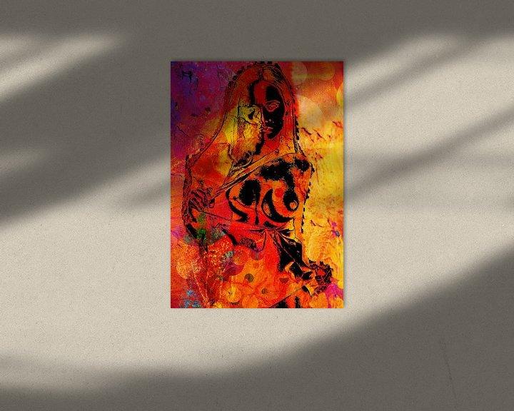 Beispiel: Burning hot von PictureWork - Digital artist