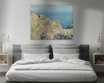 Fischerhaus in Varengeville, Claude Monet