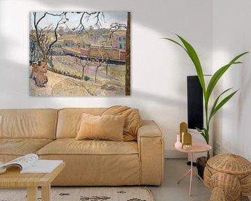 Frühes Frühjahr Little Fauns. Pierre Bonnard