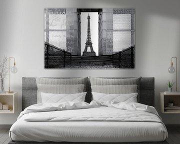 Eiffelturm Paris von Patrick Lohmüller
