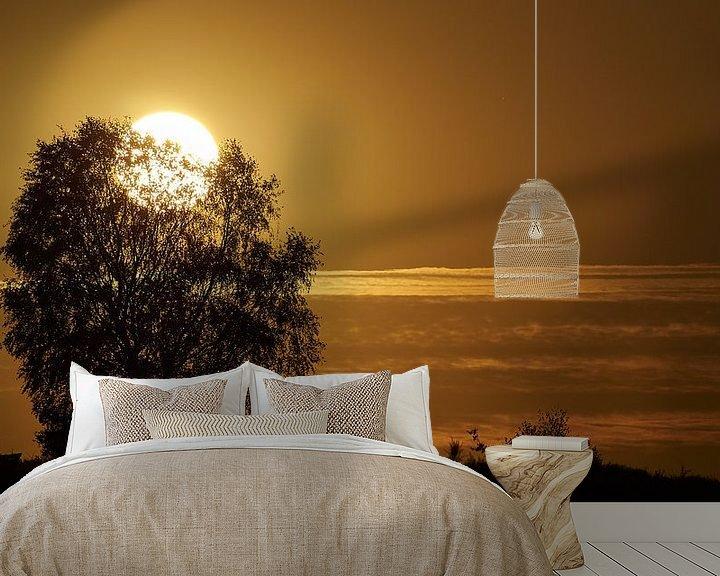 Impression: Posbank Sunset sur Peter Zeedijk