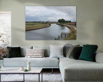 In de polders: de Ijzer en Diksmuide van Manuel Declerck