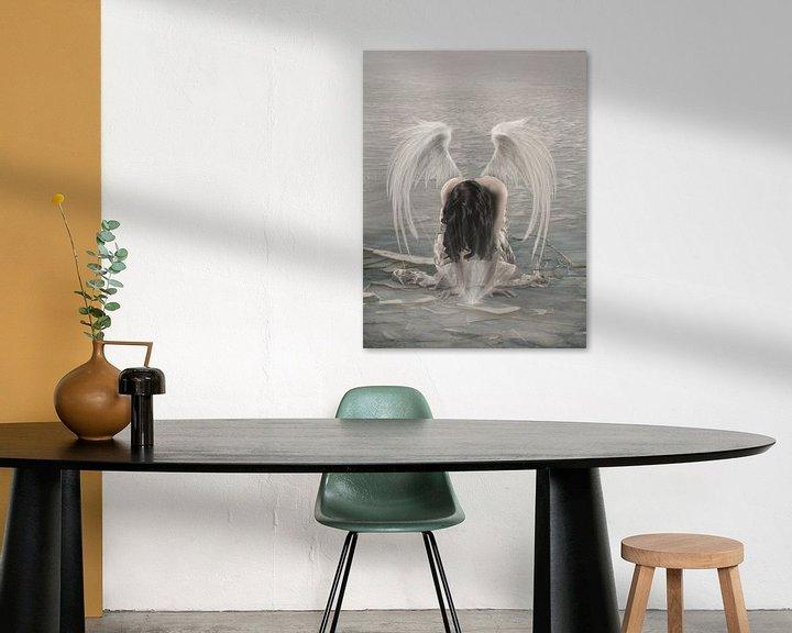 Sfeerimpressie: Koud hart van Babette van den Berg