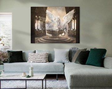 Pegasus van de hemel