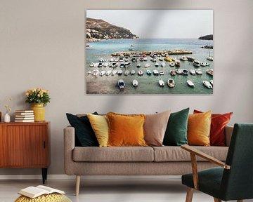 Bateaux en Dubrovnik sur Jessie Jansen