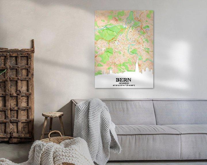 Sfeerimpressie: Bern van Printed Artings