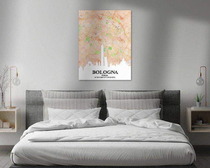 Sfeerimpressie: Bologna van Printed Artings