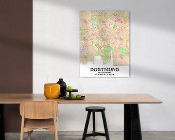 Dortmund von Printed Artings