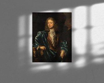 Porträt von Cornelis ten Hove, Nicolaes Maes