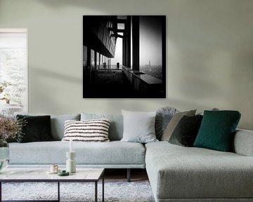 Amsterdam hoogbouw 1963