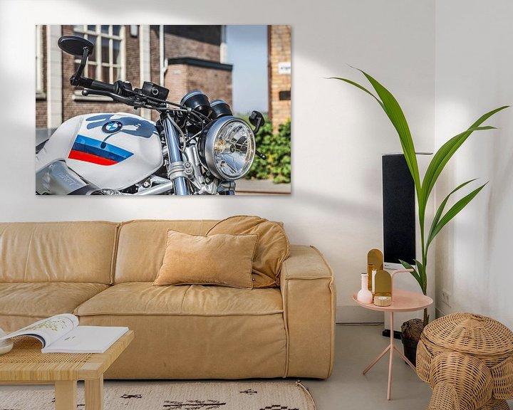 Beispiel: BMW R Neun T Rennfahrer von Westland Op Wielen
