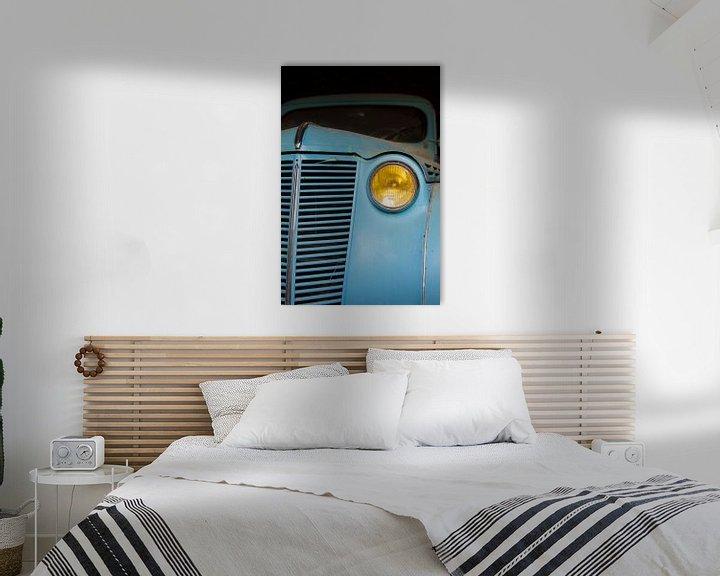 Beispiel: Alter Renault von Halma Fotografie