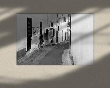 Italiaans straatje Apulië
